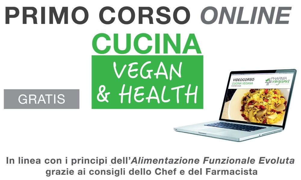 Pharmavegana In Partenza Il Videocorso Pharmavegana Di Cucina Vegana In Linea Con I Principi Dell Alimentazione Funzionale Evoluta